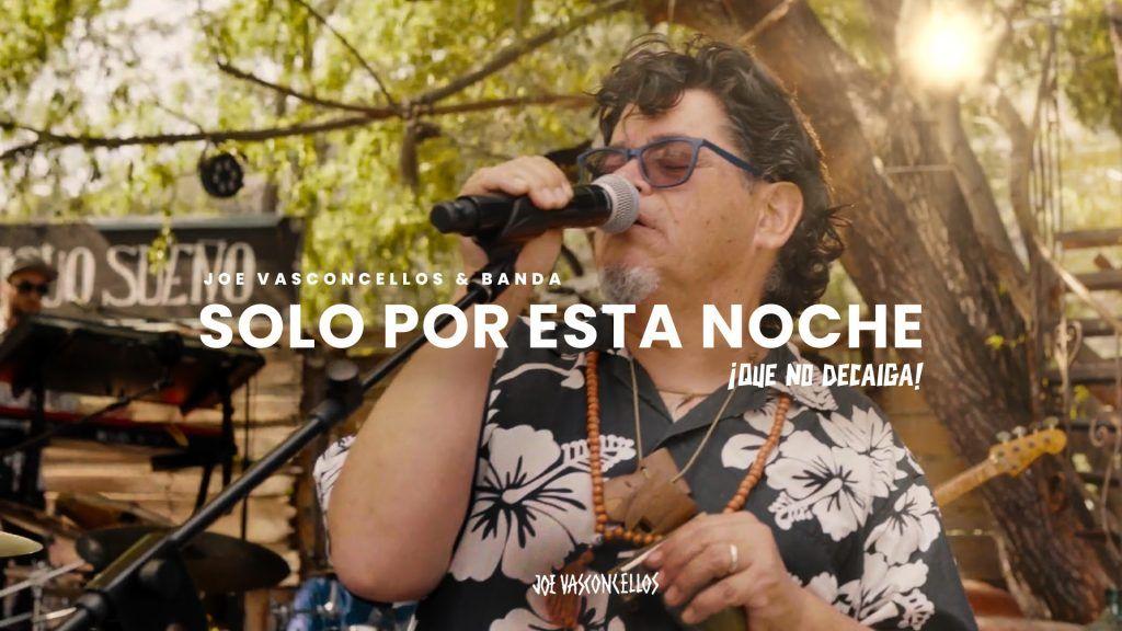Joe Vasconcellos